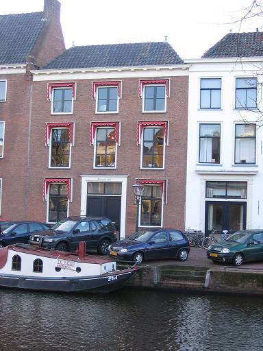 kantoor Leiden